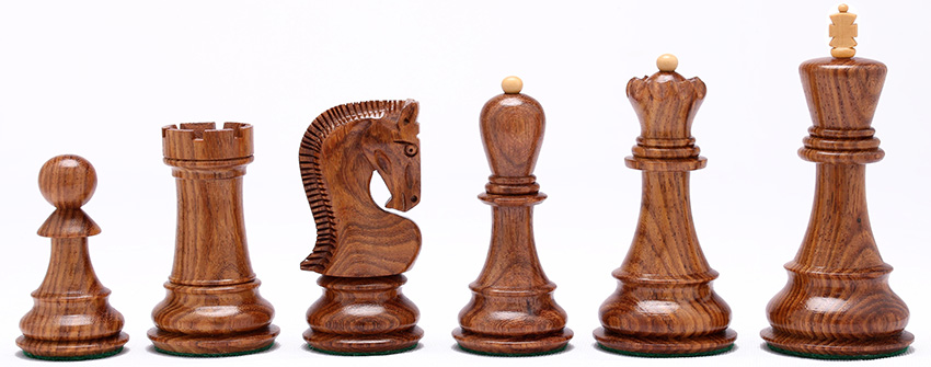 Zagreb Chess Pieces